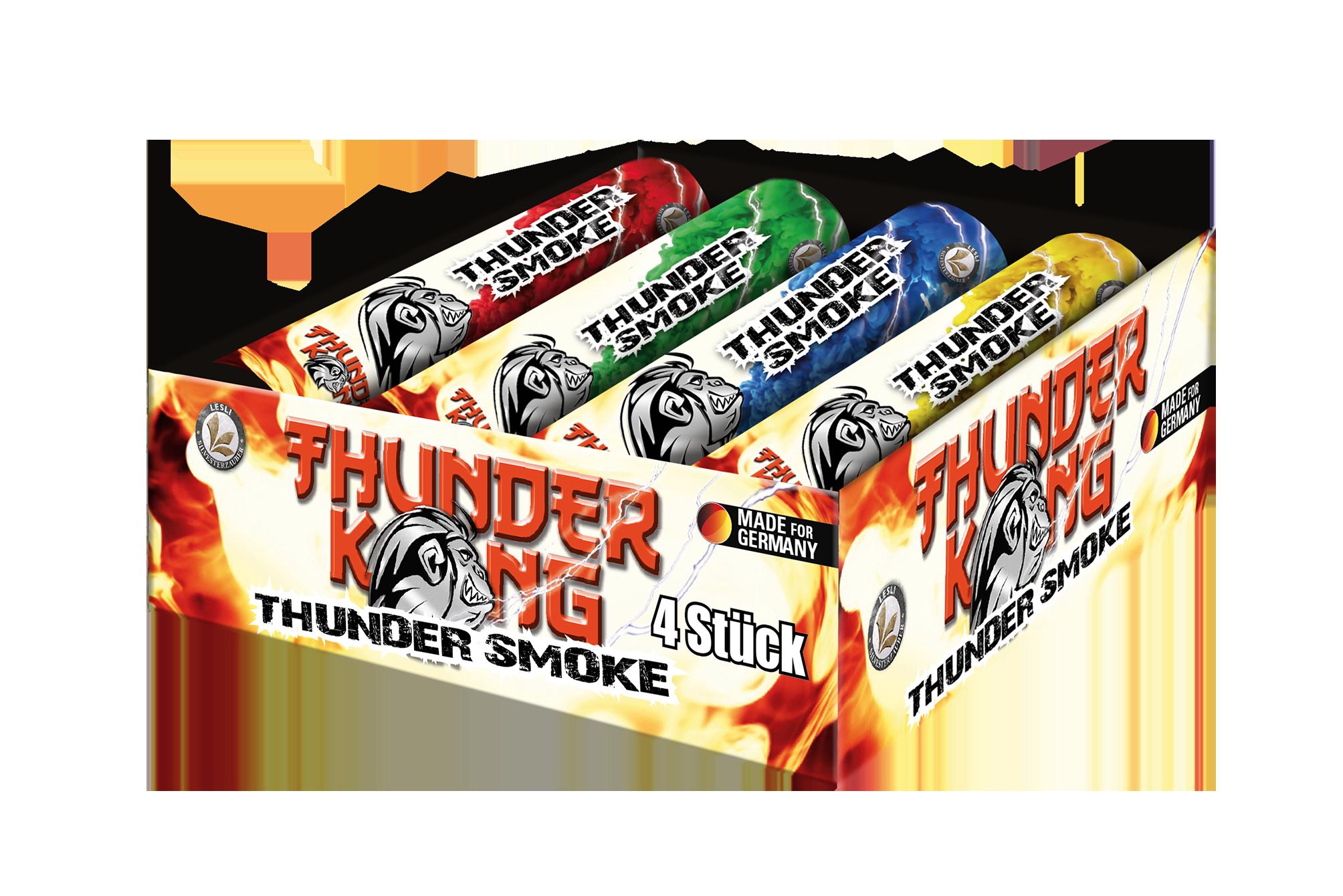 Lesli Thunder Smoke