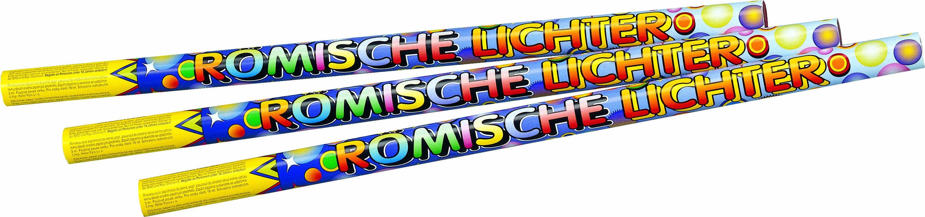Keller Römisches Licht 20 Schuss, 10er Pack