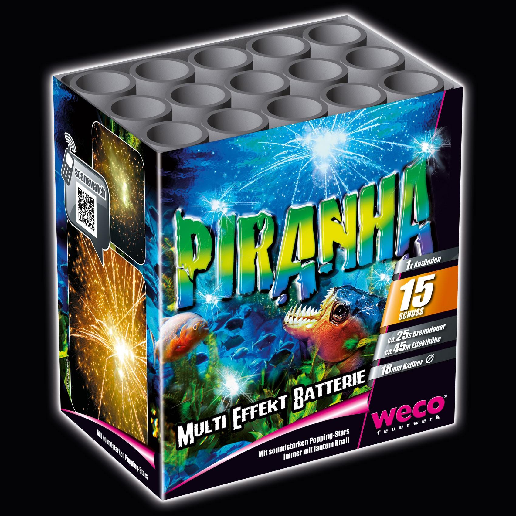 Weco Piranha / Aligator
