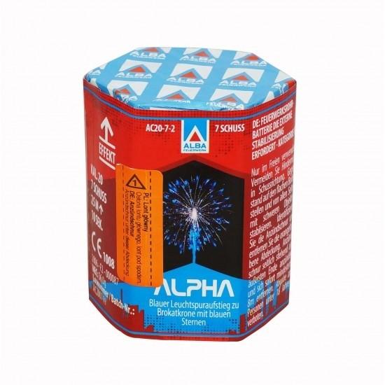 Argento Alba Alpha