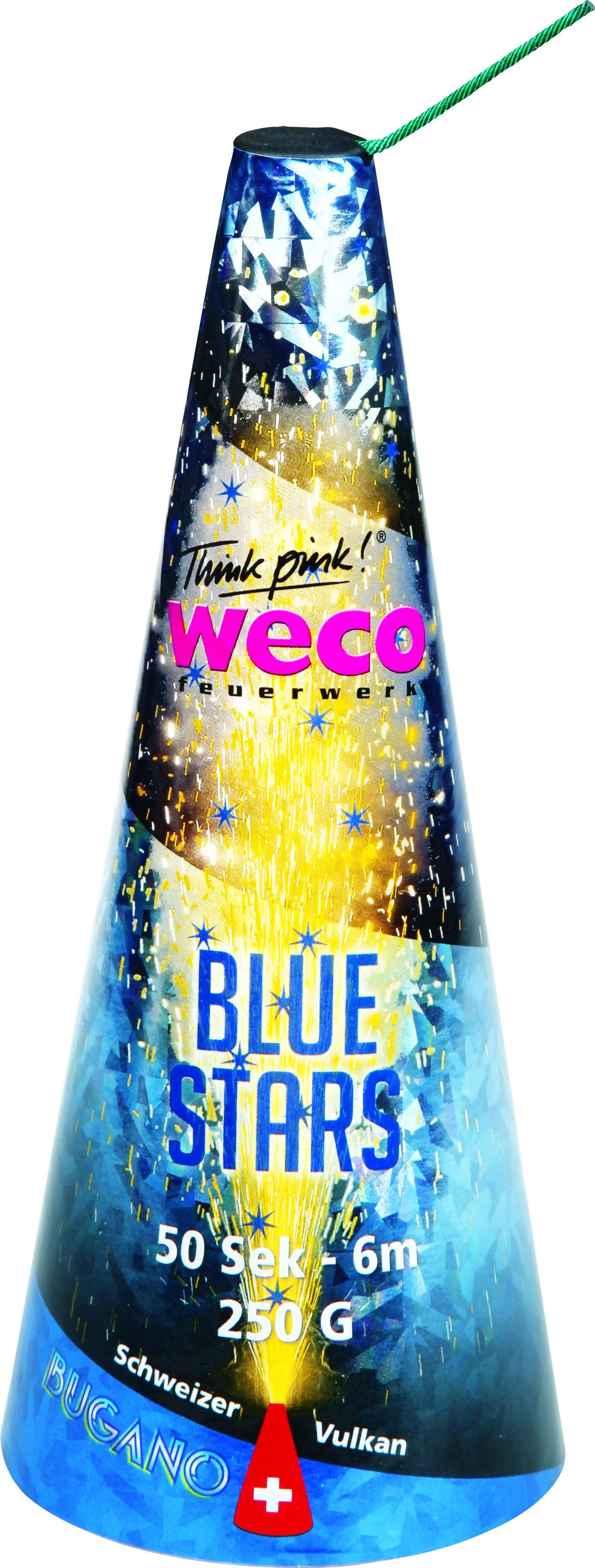 Weco Blue Stars -> Zink Vulkan No 5