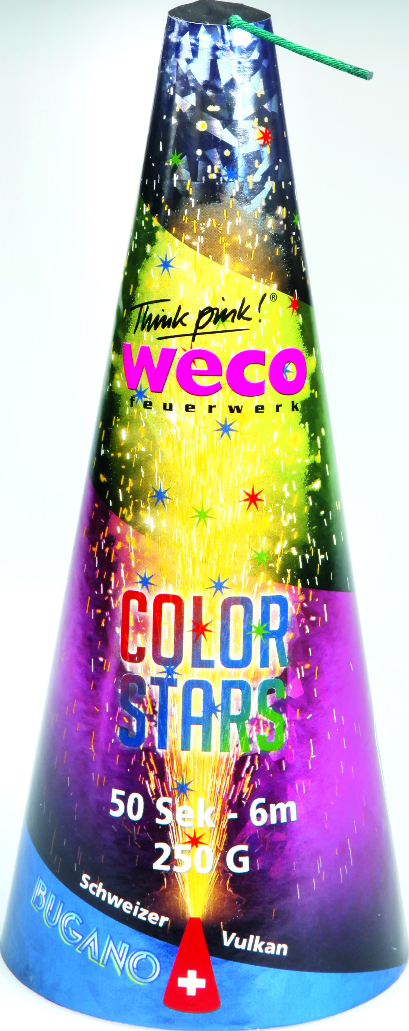 Weco Color Stars -> Zink Vulkan No 3