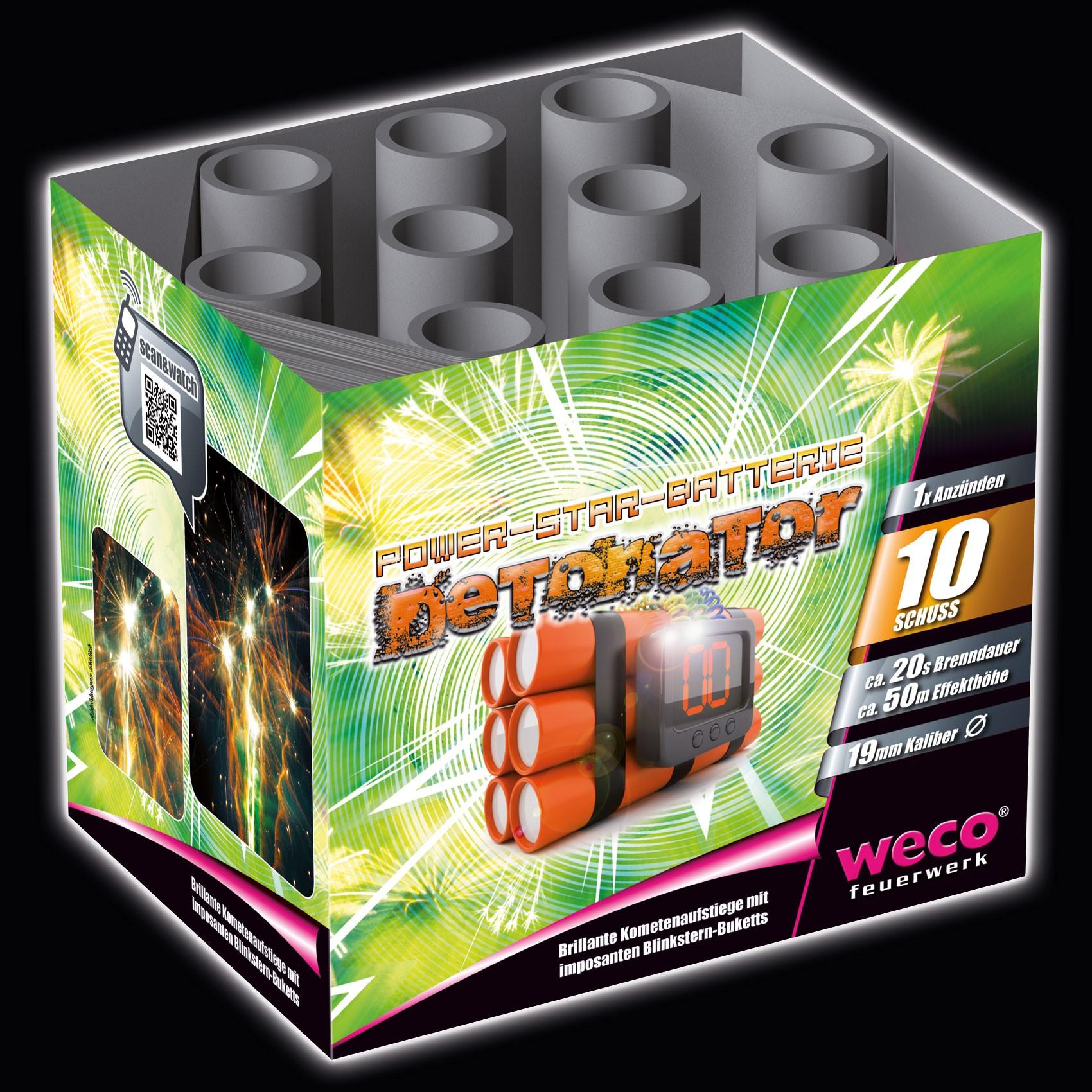 Weco Detonator