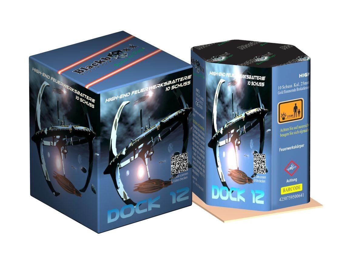 Blackboxx Dock 12