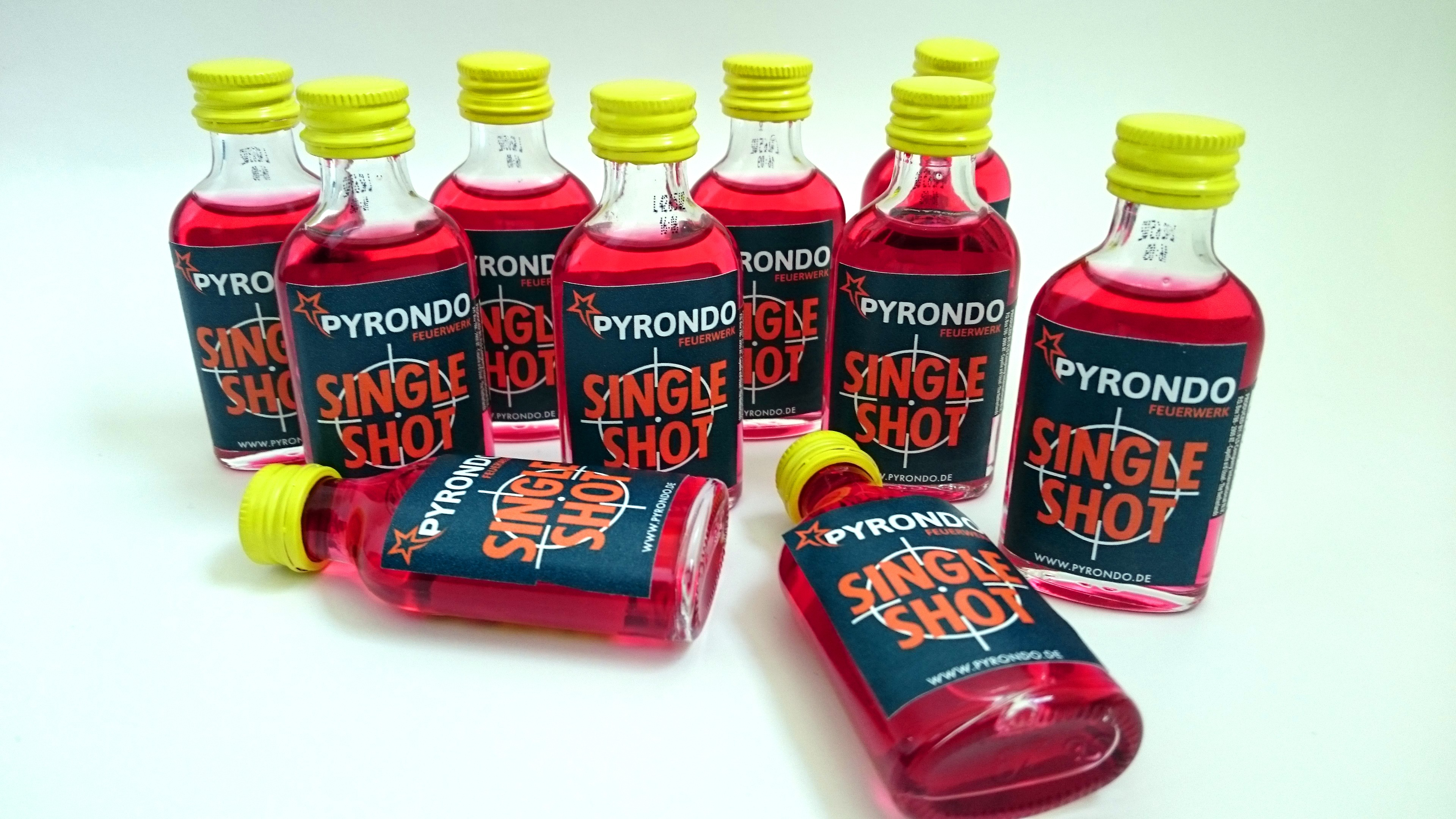 Pyrondo Single Shot