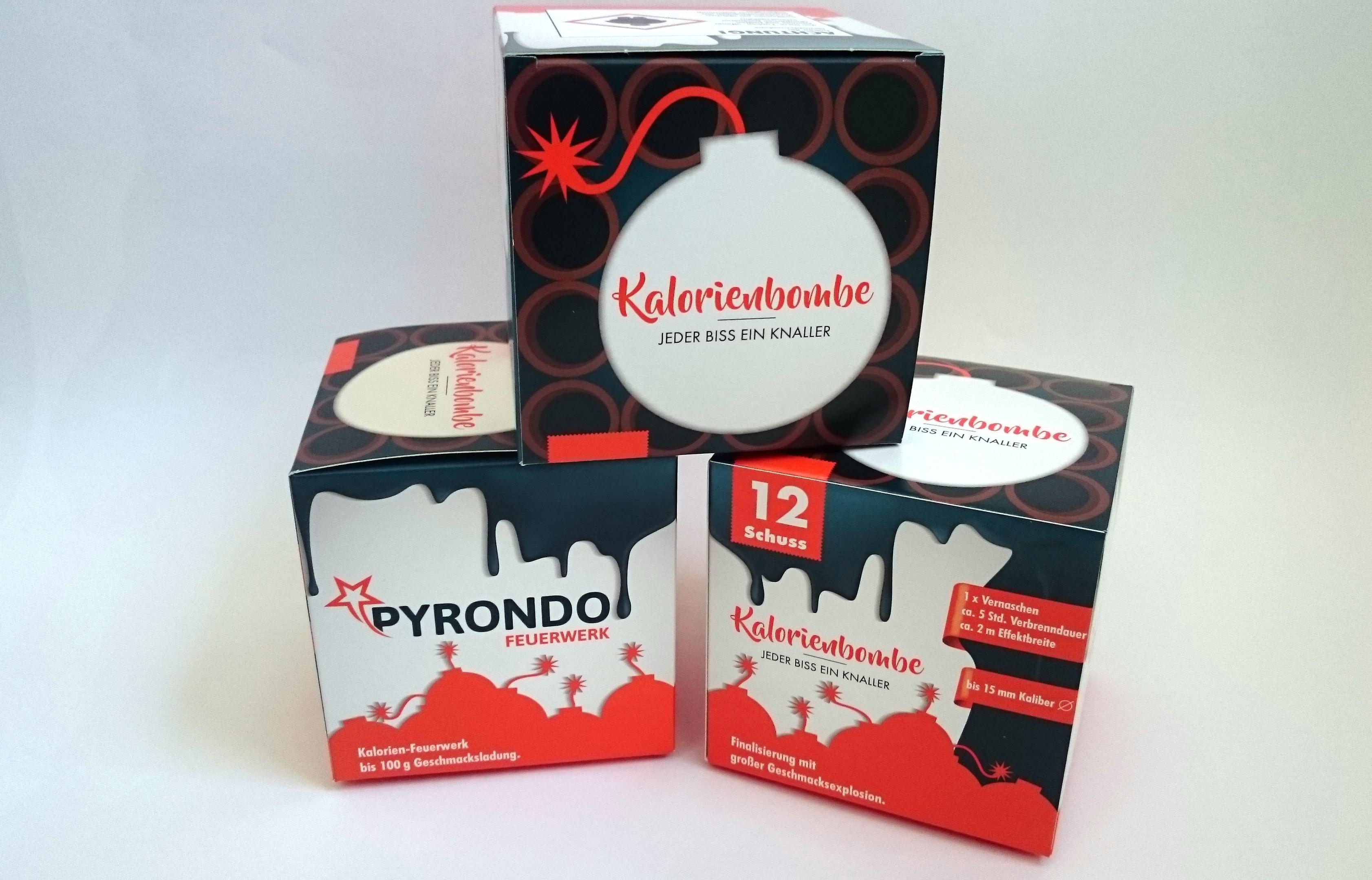 Pyrondo Kalorienbombe