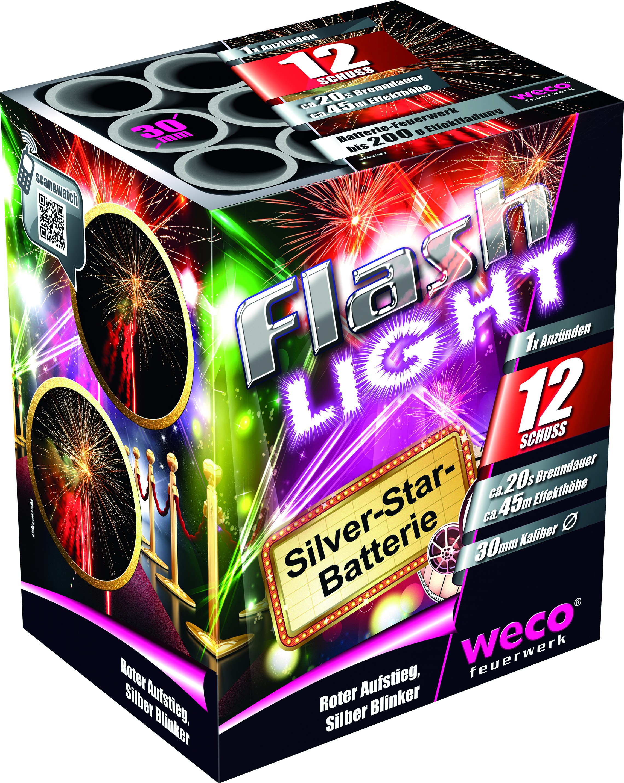 Weco Flashlight