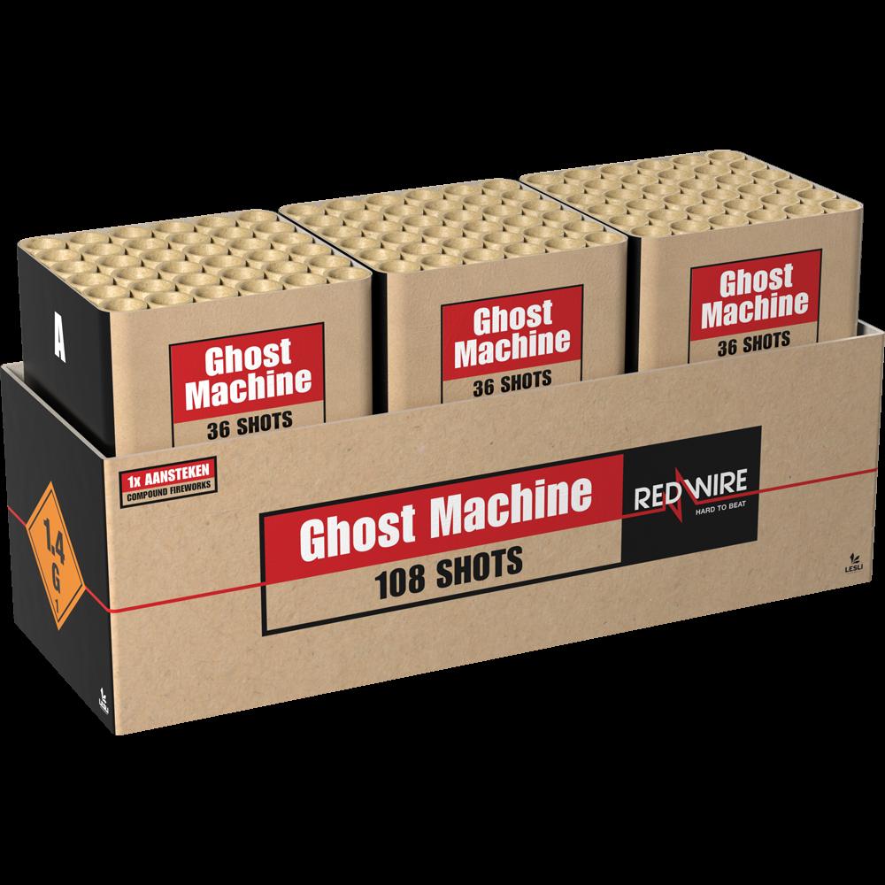 Lesli Ghost Machine
