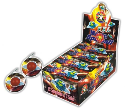 Panda Magic Spinball XXL