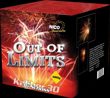 Nico Out of Limits