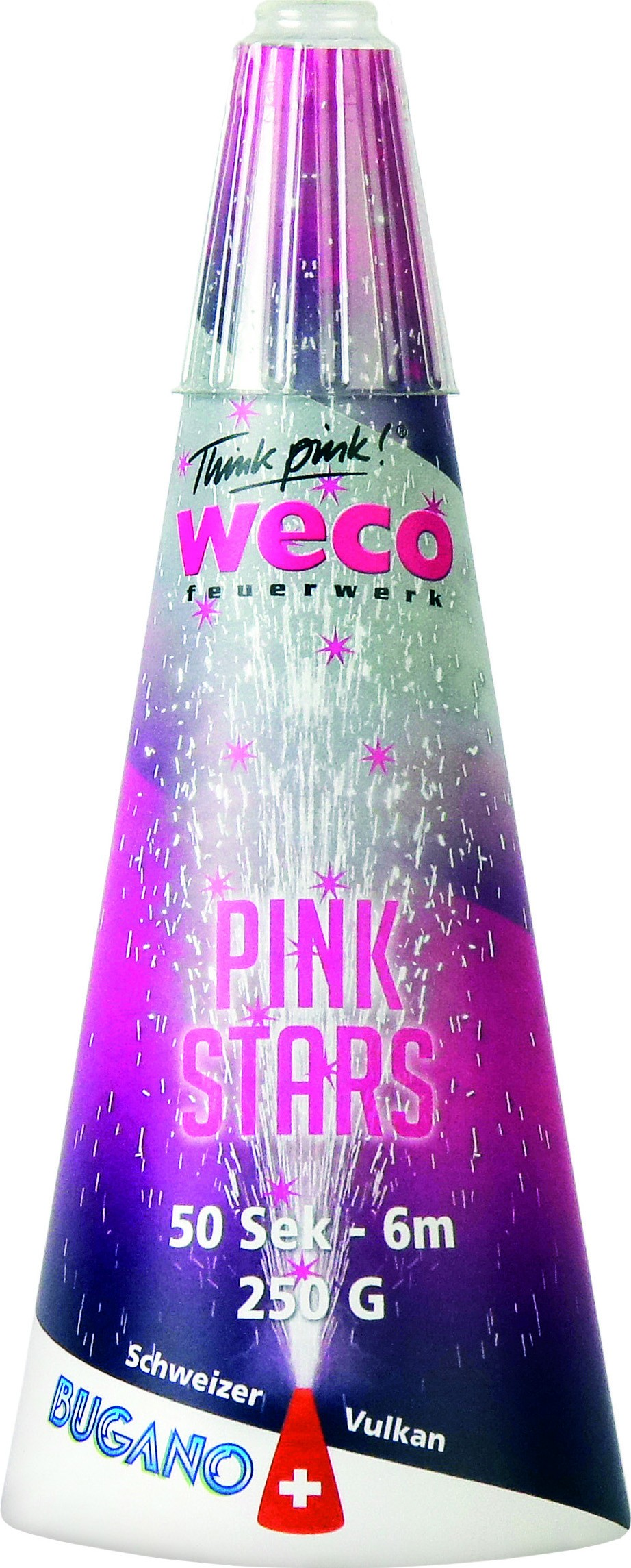 Weco Pink Stars