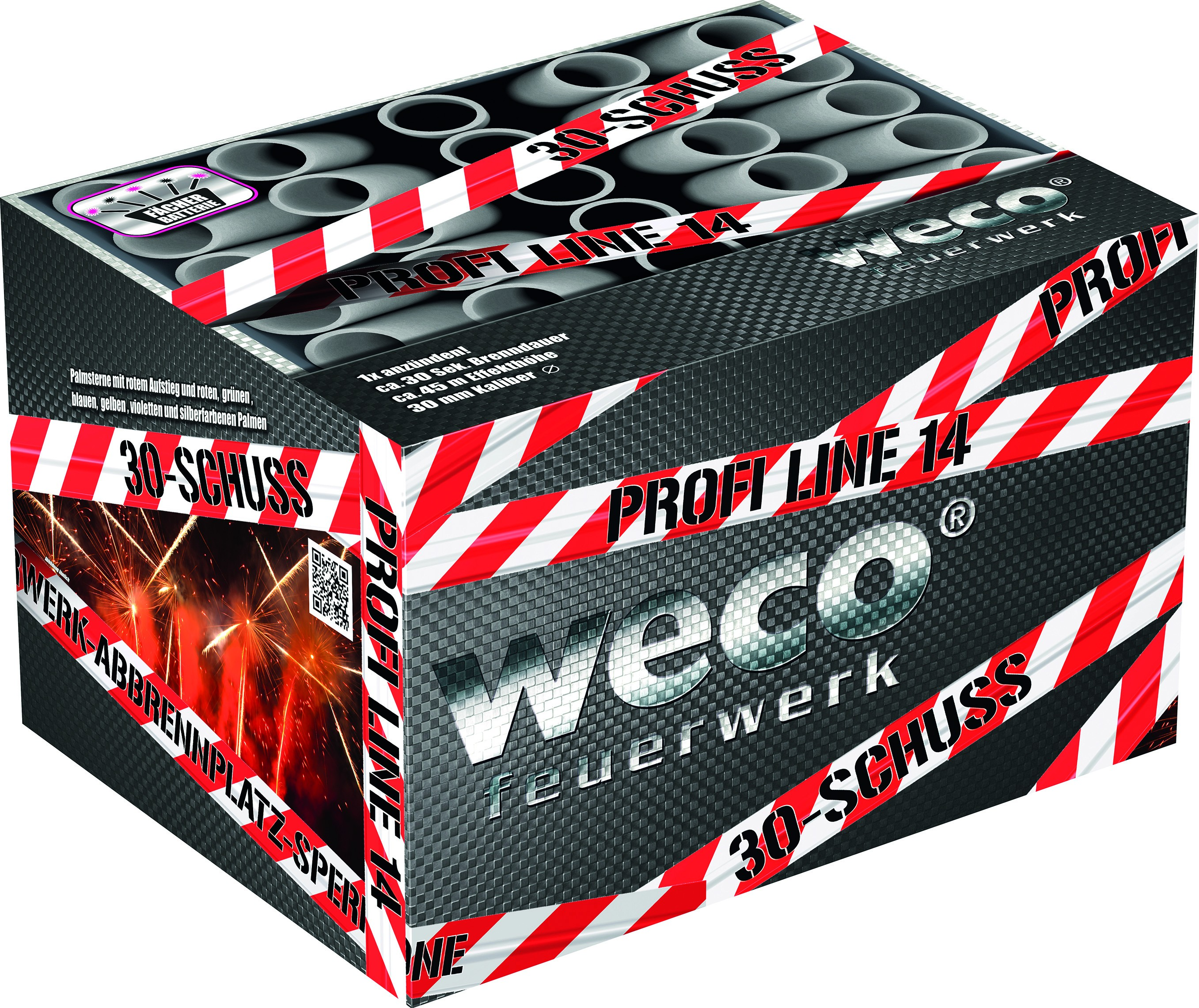 Weco Profi Line 14