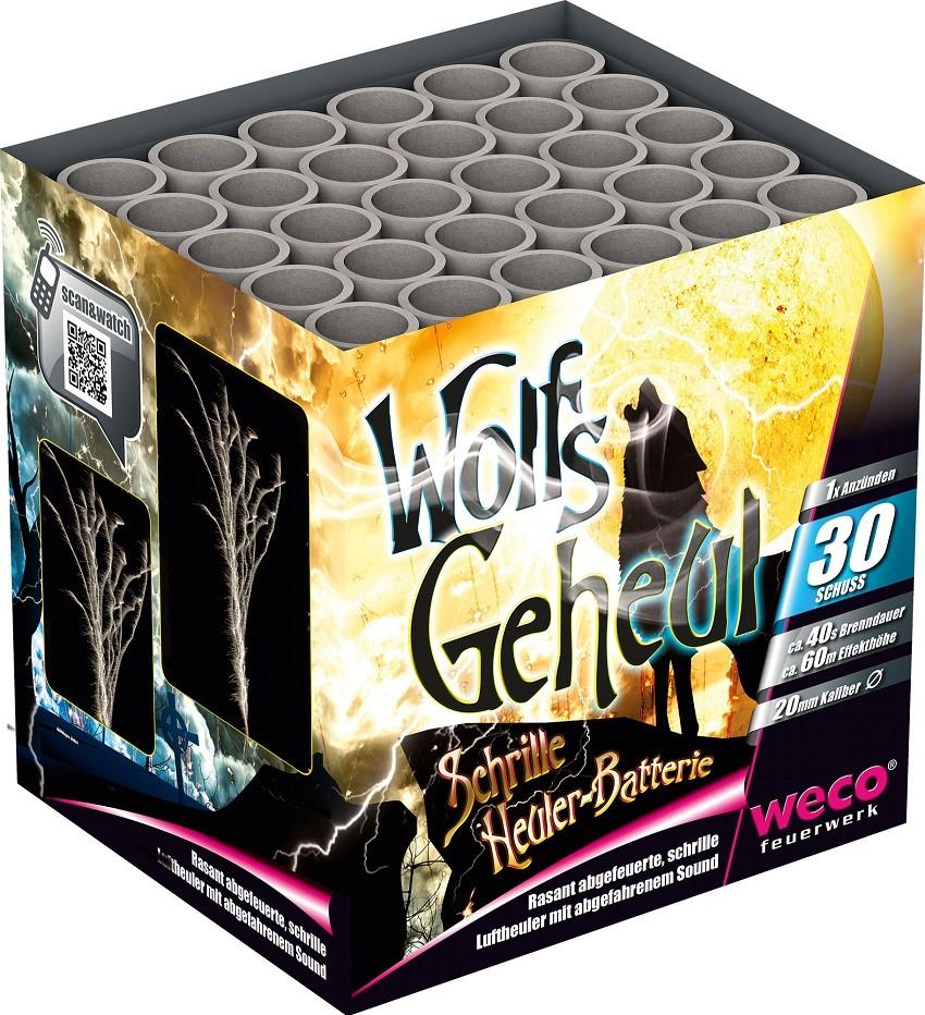 Weco Wolfsgeheul