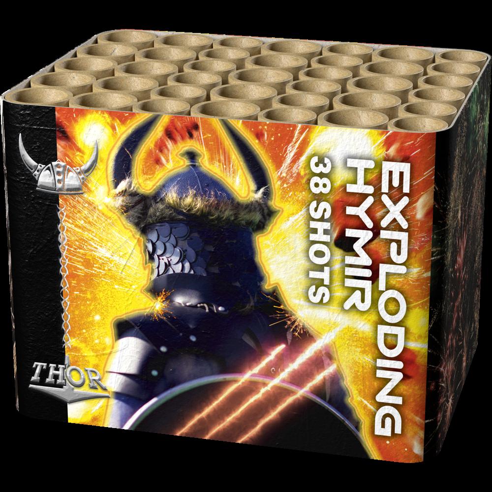 Zena Exploding Hymir