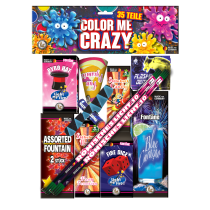 Lesli Color me Crazy