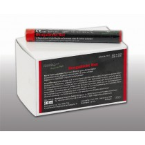 Blackboxx Figurenlichter Rot - 25er Pack