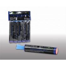 Blackboxx Rauchfackel Blau- 5er Pack