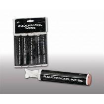 Blackboxx Rauchfackel Weiß- 5er Pack