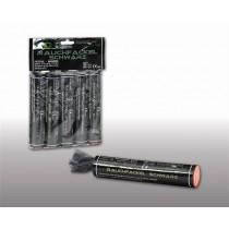 Blackboxx Rauchfackel Schwarz- 5er Pack