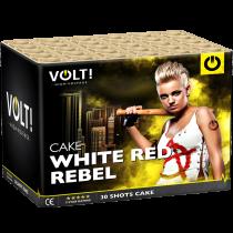 Volt White Red Rebel